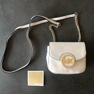 Authentic Michael Kors small cross body purse